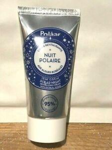 CREME REVITALISANTE AUX ALGUES BOREALES - NUIT POLAIRE POLAAR - 15 ml -NEUF