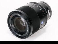Sony zeiss Planar T 50mm F/1.4 FE ZA Lens For Sony E mount A Grade