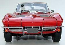 Vintage Corvette 1963 Chevy Chevrolet 1 Sport Car 24 Race 12 Metal 18 1967 43