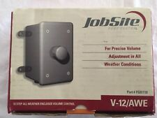 JobSite 12 Step All Weather Enclosed Volume Control V12/AWE (FG01119)