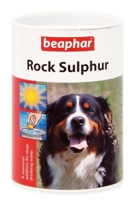 Beaphar Rock Sulphur | Dogs | General Health