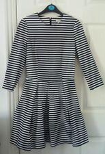 Gap striped dress womens size 0