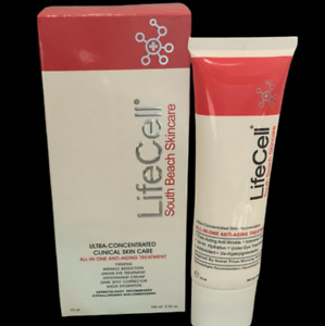 [NIB] LifeCell South Beach Skincare All In One Anti-Aging Treatment | Free Ship!