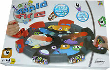 Sambro International Rapid Fire Game Ages 4+ Great Xmas Bday Gift