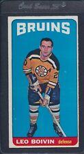 1964/65 Topps #050 Leo Boivin Bruins EX *93