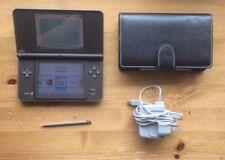 Brown Nintendo Dsi Xl Console, Charger & Case Bundle! VGC!