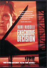 EXECUTIVE DECISION ~ Kurt Russell Halle Berry Steven Seagal ~ Brand-New DVD