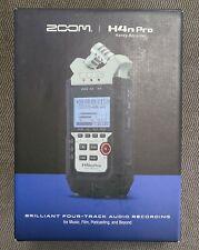 Zoom H4n Pro Multi Track Digital Recorder - Open Box