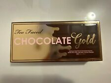 Too Faced Chocolate Gold Eye Shadow Palette - Brand New!