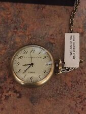 FOSSIL POCKET WATCH AMARETTO DISARONNO LIMITED EDITION*