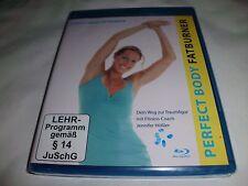 Perfect Body Fatburner -Jennifer Hößler--Lehr-Programm- Blu-ray--OVP