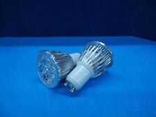KIT 5 LAMPADE FARETTO LED GU10 5W  LUCE CALDA FREDDA NATURALE PURE DIMMERABILE