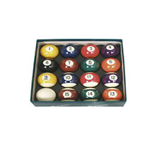 Aramith Premier Spots And Stripes Pool Ball Set 2″ - For British Pool Tables