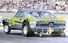 """Ohio"" George Montgomery ""Malco Gasser"" 1967 Ford Mustang Gasser PHOTO! #(3)"