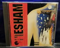 Esham - Judgement Day vol.2 Night CD Orginal RLP Press rare insane clown posse