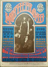 Big Brother with Janis Joplin | Motherload | Fd 60-1 - Orig. 1967 Postcard