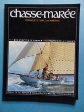 Chasse-Marée n° 77 1993 Slocum Pagelet Saint-Malo Bettes de Marseille Nioulargue