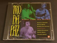 TRIO DA PAZ / BRASIL FROM THE INSIDE / CD / MINT