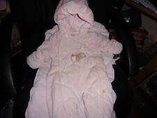 manteau lola noukies 3 mois tres peu mis est bien chaud  avec pied combinaison