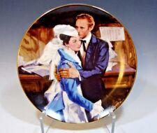 W.L.George Col. Plate *A Question of Honor* Gone With The Wind Golden Ann.Series