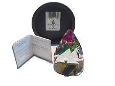 Swarovski cone paperweight Art: 7452 Vm'2' Nr 060-000