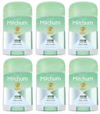 6x Mitchum Women 48hr UNSCENTED Anti-perspirant & Deodorant STICK 41g