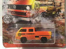 2019 Matchbox Color Changers Volkswagen Transporter Cab - MBX Off-Road