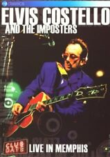 Elvis Costello & The Imposters – Live In Memphis  sealed dvd