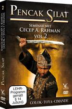 Pencak Silat Seminar mit Cecep A. Rahman Vol.2 DVD Golok Toya & Cimande