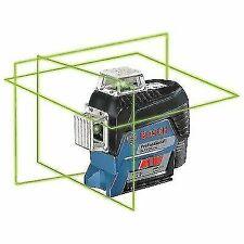 Bosch GLL3-330CG 12V Green Beam Alignment Line Laser