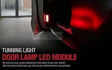 Inside Door Courtesy LED Light Lamp Module Kit 4P for KIA 2017-2018 Sportage QL