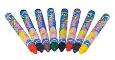 8 Stoffmalstifte Textilstifte Textilmaler Textilmalstifte Stoffmalfarben Goki