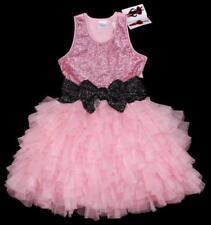 DREAM SALE LAST  1   6-7 YEARS GIRLS SPANISH LAVANDER ROSE SUMER LINED DRESS