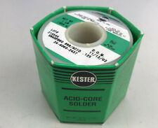 Kester Acid Core solder 1lb --NEW NOS