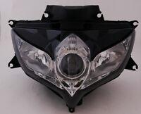Phare Headlight pour Suzuki GSXR 600/750 2008-2010 K8 Clear AF
