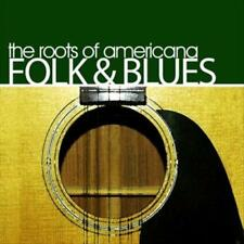 VARIOUS ARTISTS - FOLK AND BLUES: THE ROOTS OF AMERICANA NEW CD