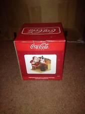 VINTAGE COCA COLA SALT & PEPPER SHAKERS...STYLE(SL1064X12)  <<IN BOX