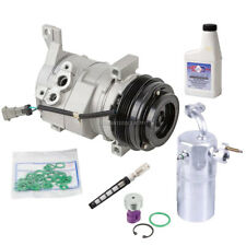 New AC Compressor & Clutch With Complete A/C Repair Kit For GM Truck SUV