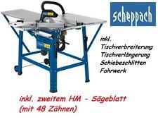 SCHEPPACH TS 310 - Tischkreissäge Kreissäge 400 V / 2,8 KW Leistung