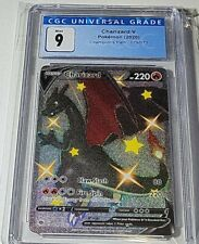 Shiny Charizard V 79/73 Secret Rare Champions Path CGC 9 Mint