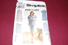 Simplicity Pattern # 9188 - Maternity Jumper, Pants, Shorts More - Sz 8-14 -NEW