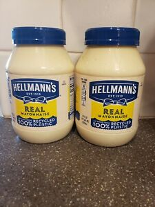 Pack of 2 30oz  Hellman's Real Mayonnaise Made With Cage Free Eggs