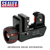 Sealey Car Vehicle Brake Braking Pipe Cutter Cutting Tool Nickel Plated - VS0350