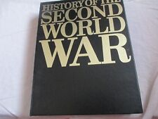 HISTORY OF THE SECOND WORLD WAR IN 8 BINDERS