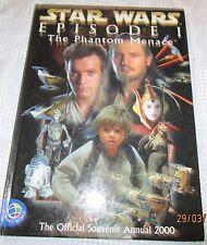 Star Wars Episode 1 The Phantom Menace Annual 2000