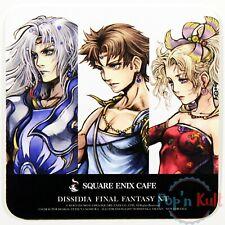 Dissidia Final Fantasy NT Cecil Bartz Terra Coaster Square Enix Cafe VGC