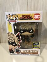 Animation My Hero Academia Katsuki Bakugo 2020 SDCC Exclusive Funko Pop