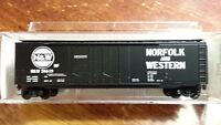 Micro Trains 36020 N&W NORFOLK & WESTERN 50' Boxcar #56619