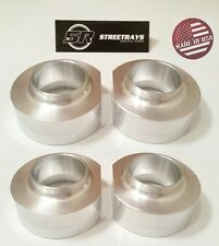 "SR 1.5"" Front & Rear Coil Spring Spacer Leveling Lift FOR 97-06 Jeep Wrangler TJ"