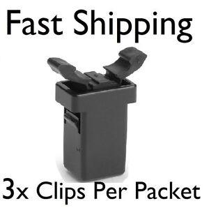 3x lid clip catch TONTARELLI moda touch bin compatible latch tontarelli argos